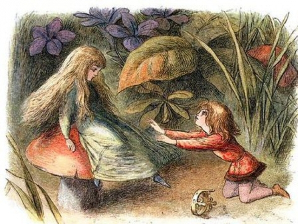 Andrew Lang's fairy tales