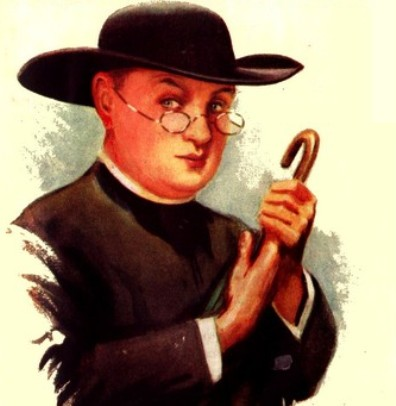 Gilbert Chesterton - Father Brown - stories for teenagers